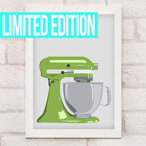 Kitchen Aid Mixer Pantone Spring 2017 Limited Edition