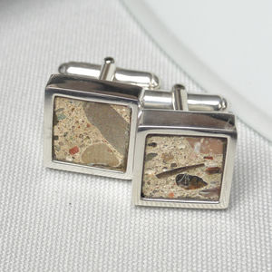 Berlin Wall Cufflinks