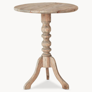 Woodcroft Monastery Side Table