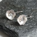 Flower Sterling Silver Jewellery Set