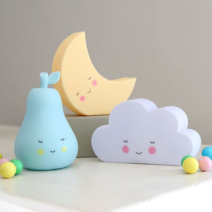Children's Little Night Light - stocking fillers for babies & children