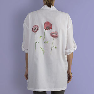 Innocent Flowers Blouse - blouses & shirts