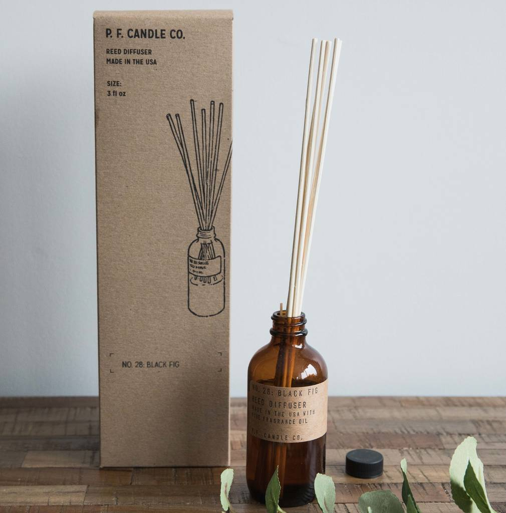 P.F Candle Co. No.26 Black Fig Reed Diffuser