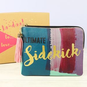Ta Daa 'Sidekick' Pouch - winter sale