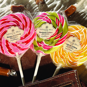 Handmade Lollipops Pack Of Four - party bags and ideas