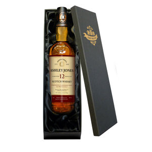 Twelve Year Old Single Malt Scotch Whisky In Gift Box
