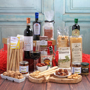 Allegro Italian Birthday Hamper - our favourite hampers