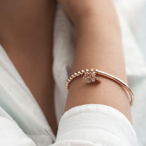 14k Rose Gold Filled Bracelet