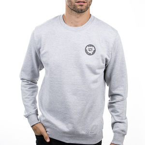 'Adventure' Personalised Embroidered Sweatshirt Jumper - men's fashion