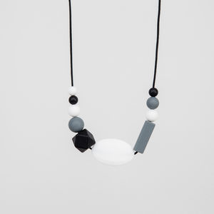 Seattle Teething Necklace - more