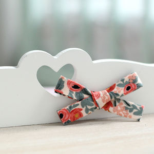 Rifle Paper Co Petite Bow Headband