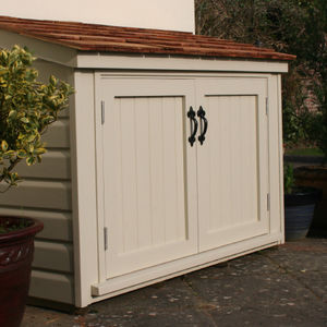 Patio Storage Cabinet - new in garden