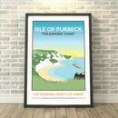 Isle Of Purbeck, Dorset Print