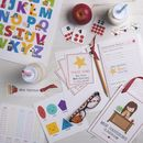 Personalised Pretend Teacher Play Set Bundle