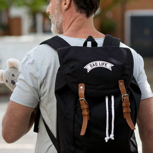 Changing Bag Rucksack For Dads - baby care