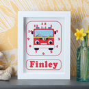 Personalised Framed Children's Clocks