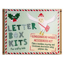 Gingerbread House Jewellery Letterbox Craft Kit