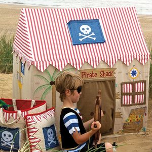 Pirate Playhouse: Age 3+ - tents, dens & teepees