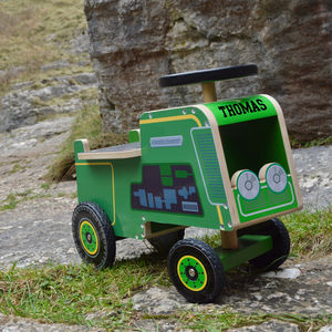 Tractor Ride On Toy