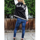 Personalised Mama Varsity Jacket