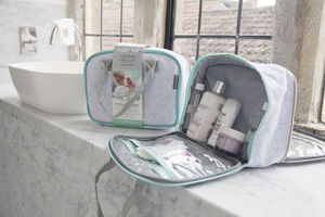 Cuddledry 'Baby And Me' Washbag