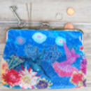Isla Silk Clutch Bag