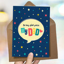 Dad 'Dad Glad' Card