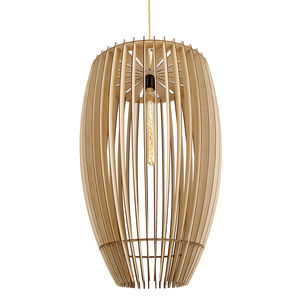 Laser Cut Lampshade 'The Bullet' - lighting