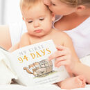 First Mother's Day Personalised Book