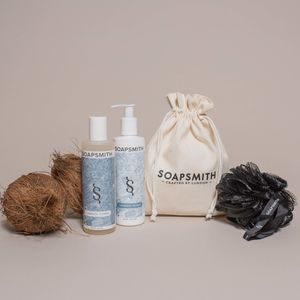 'Camden Town' Body Lotion And Body Wash Gift Set