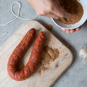 Make Your Own Chorizo Sausage Kit - savouries