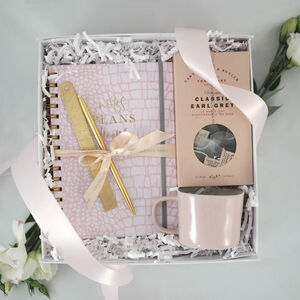 Design Your Own New Job Gift Set For Her