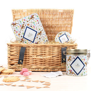 Royal Ascot Afternoon Tea Hamper - food hampers