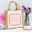Personalised 'Soon To Be' Bride Gift Bag