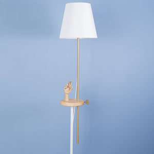 Camilla Floor Lamp - floor lamps