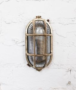 Dave Bulkhead Light For Indoors Or Outdoors