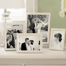 Enamel And Silver Photo Frame