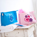 Personalised Child's Wash Bag
