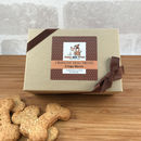 Natural Dog Treat Gift Box
