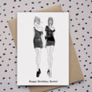 Happy Birthday…Bestie Birthday Card
