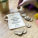 Personalised Take What You Need Tokens
