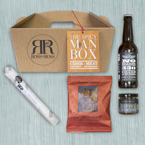 Cider Spicy Man Box - beer & cider
