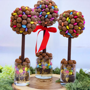 Malteser And Smarties Chocolate Tree - summer sale