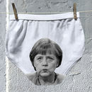 Political Pants Underwear Range