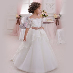 Masie ~ Flowergirl Dress - dresses
