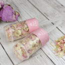 Fairytale Personalised Wedding Confetti Pops