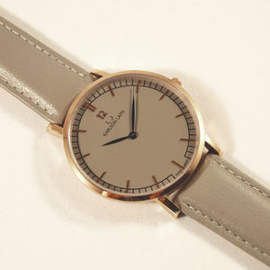 Origin Grey And Rose Gold - watches
