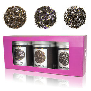 Black Tea Triple Selection Gift Box