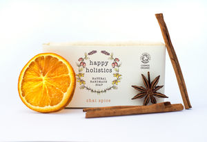 Organic Soil Association Handmade Soap