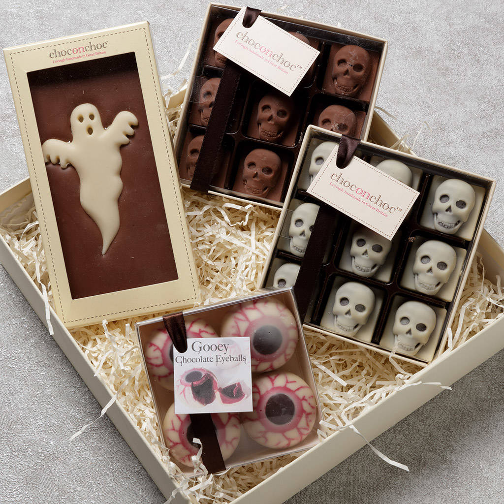 Spooky Halloween Chocolate Hamper